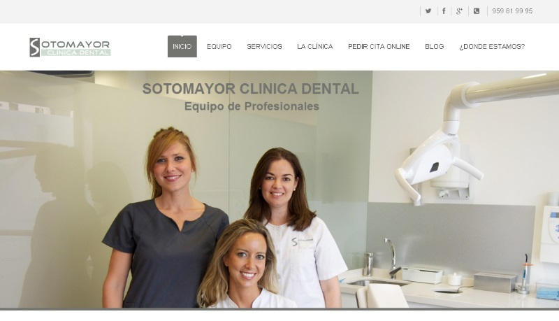 Sotomayor Clínica Dental en Huelva